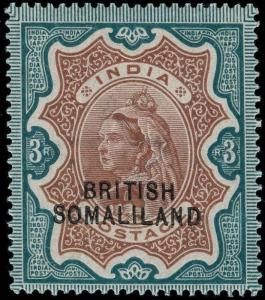 Somaliland Protectorate Scott 14-20 Gibbons 18-24 Mint Set of Stamps