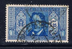 Italy 275 Used 1932 issue
