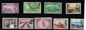 ETHIOPIA STAMP COLLECTION LOT  #S8