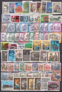 Austria - stamp lot - (2700)