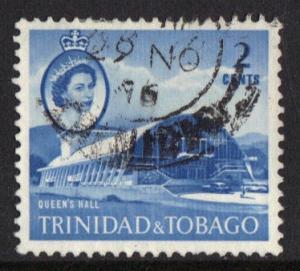 Trinidad and Tobago 1960 Used 2c    #