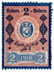 (I.B) Austria Revenue : Bosnia General Tax 2h
