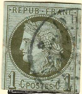 French Colonies (Scott #16) F-VF Used hr...Buy before prices go up again!