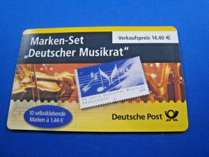 GERMANY MNH STAMPS - SCOTT #2247Ab Complete Booklet                   (brig)