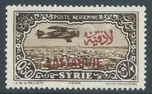Latakia, Sc #C2, 50c MH