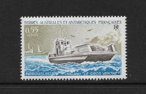 FRENCH SOUTHERN ANARCTIC TERRITORY #C98  MNH