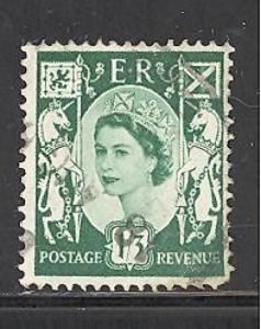 Scotland # 5 used SCV $ 0.45