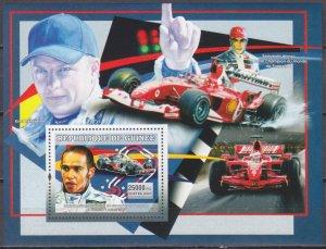 2007 Guinea 4656/B1170 Formula 1 7,00 €
