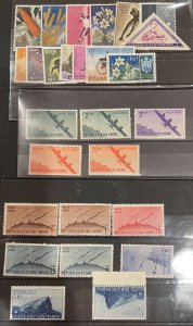 San Marino 27 Stamps Most MH