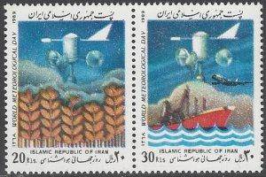 Iran 2363a  MNH  World Technological Day