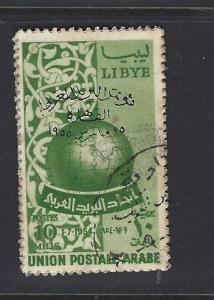 LIBYA     (P0809B)   SC 148    VFU