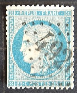 France, FR #60A, (1573-Т)