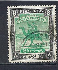 Sudan #91 (U) CV $3.50