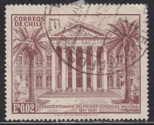 Chile 339 150th Anniv. of the 1st National Congress 1961