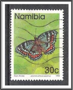 Namibia #745 Butterflies Used