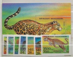 Madagascar  Dollar Special 1162-1189 nh