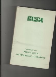 PRICE GUIDE TO PHILATELIC LITERATURE 208 0119