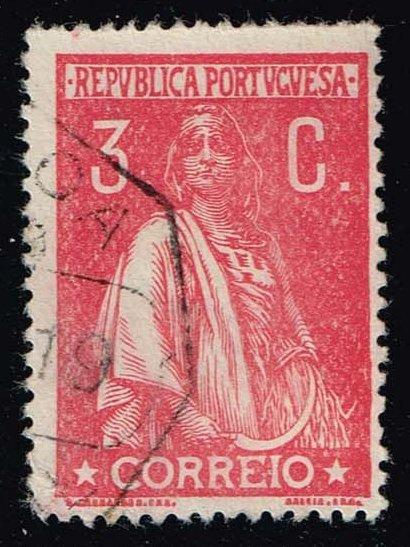 Portugal #236 Ceres; Used (0.25)