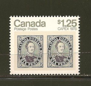 Canada 756 CAPEX 1978 MNH