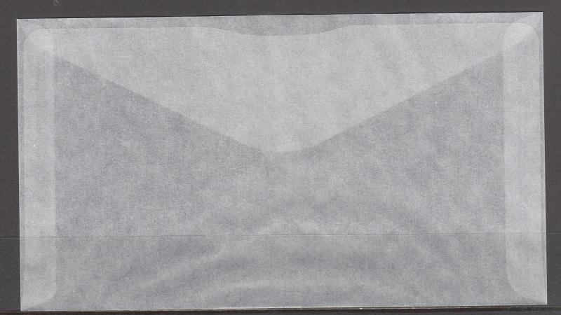 100 #6 JBM GLASSINE ENVELOPES 3 3/4 X 6 3/4  TOP LOAD MADE IN THE USA