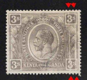 Kenya Uganda and Tanganyika KUT Scott 32 Used light cancel