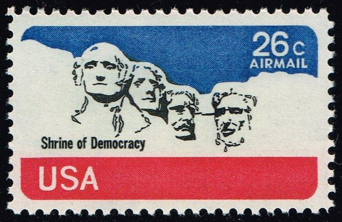 US #C88 Mt. Rushmore; MNH (0.60)