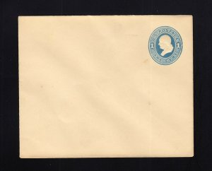 U113, UPSS #267a Mint Envelope, UPSS Cat. $70.00