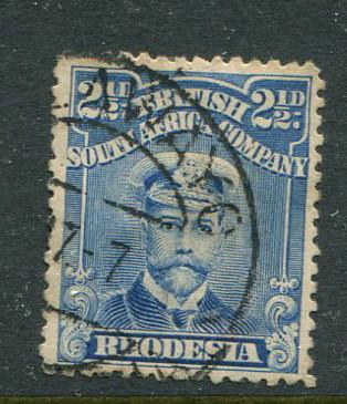 Rhodesia #40 Used Accepting Best Offer