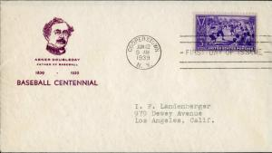 #855-46a FIRST DAY COVER BY HOLLAND CACHET BN1046