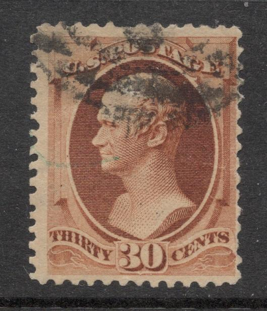 US#217 Orange Brown - Used