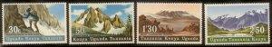 KUT 1968 SC# 181-4 MNH L156