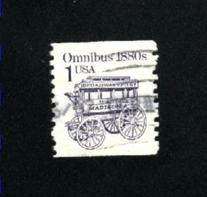 USA #2225  1 used  1986-87 PD .08