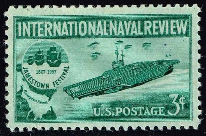 US #1091 International Naval Review; MNH (0.25)
