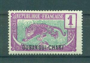 Ubangi-Shari sc# 23 (2) mhr cat value $.80