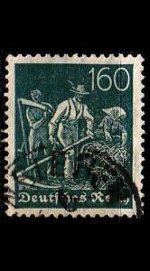 GERMANY REICH [1921] MiNr 0170 ( O/used )