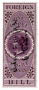 (I.B) India Revenue : Foreign Bill 1R 8a
