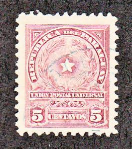 Paraguay Scott #211 MH