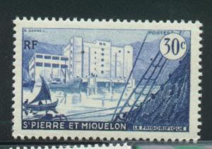 Saint Pierre & Miquelon Sct # 346; Mint NH