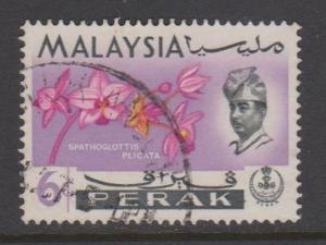 Perak Sc#142 Used