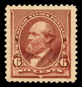 momen: US Stamps #224 Mint OG PSE Graded XF-SUP 95J