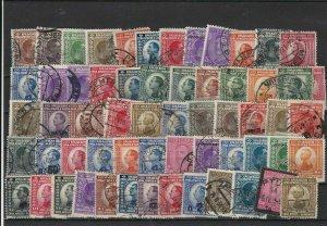 Yugoslavia 1921-1928 Stamps + Cancels Ref 31203