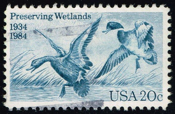 US #2092 Waterfowl Preservation Act; Used (0.25)