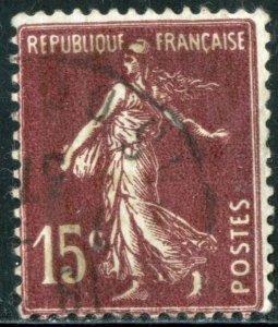 FRANCE #165 , USED - 1926 - FRAN226AFF8