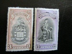 Antigua #104-105 Mint Hinged (N7U2) WDWPhilatelic