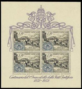 VATICAN CITY 155a  Mint (ID # 105088)- L
