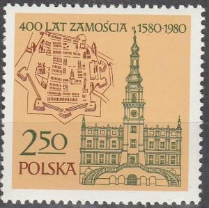 Poland #2384 MNH F-VF (SU3011)
