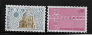 FRANCE, 1303-1304, MNH, EUROPA