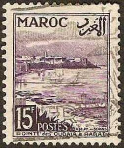 French Morocco - 277 - Used - SCV-0.20