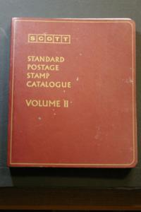 Scott Catalogue 1973 Volume 2