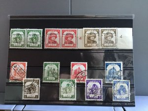 Japanese Occupation of Burma mint never hinged and used stamps   R25010